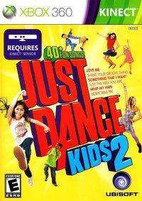 Обложка Just Dance: Kids 2