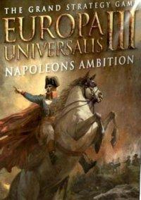 Обложка Europa Universalis III: Napoleon's Ambition