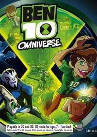 Обложка Ben 10: Omniverse