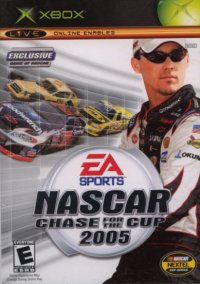 Обложка NASCAR Chase for the Cup 2005