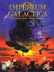 Обложка Imperium Galactica