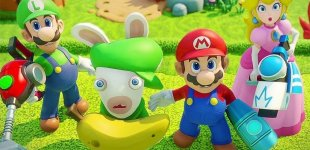 Mario+Rabbids: Kingdom Battle. Представление героев