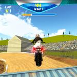 Скриншот Daredevil Stunt Rider 3D – Изображение 1