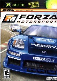 Обложка Forza Motorsport
