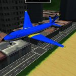 Скриншот Plane Flight Simulator 3D, A – Изображение 5