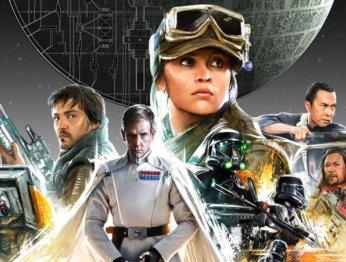 Реклама VHS-кассеты «Изгой-один. Звездные войны: Истории»