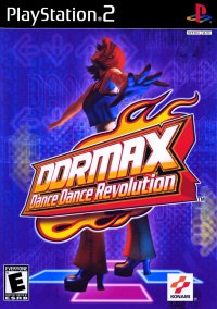 Обложка DDRMAX: Dance Dance Revolution