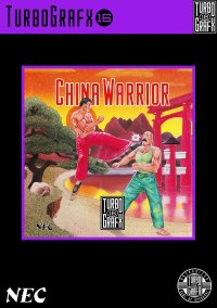 Обложка China Warrior