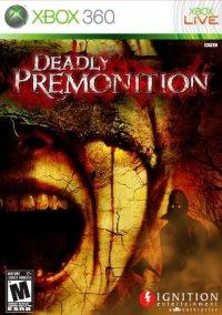 Обложка Deadly Premonition