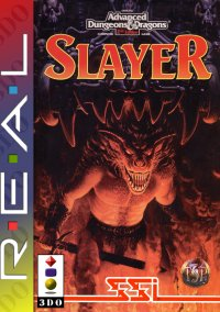 Обложка Advanced Dungeons & Dragons: Slayer