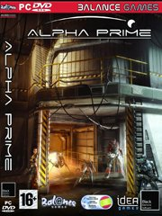 Обложка Alpha Prime