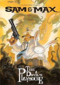 Обложка Sam & Max: The Devil's Playhouse