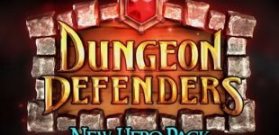 Dungeon Defenders. Видео #9