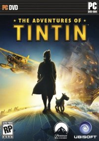 Обложка The Adventures of Tintin: The Game