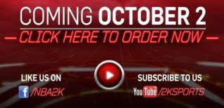 NBA 2K13. Видео #2