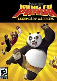 Обложка Kung Fu Panda Legendary Warriors