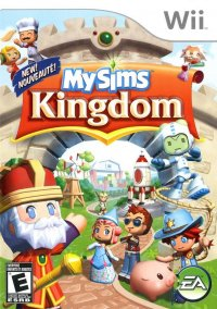 Обложка MySims Kingdom