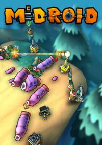 McDROID – фото обложки игры