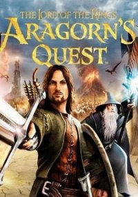 Обложка The Lord of the Rings: Aragorn's Quest