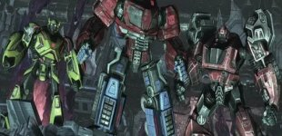 Transformers: War for Cybertron. Видео #7