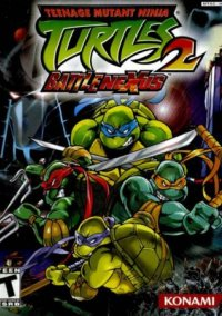 Обложка Teenage Mutant Ninja Turtles 2: BattleNexus