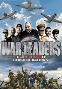 Обложка War Leaders: Clash of Nations
