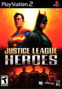 Обложка Justice League Heroes