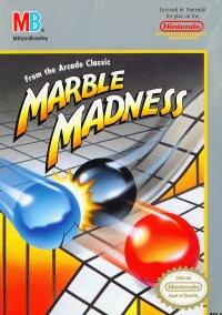 Обложка Marble Madness