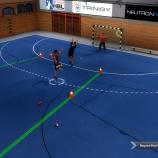 Скриншот Handball Challenge