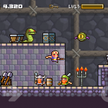 Скриншот Devious Dungeon 2