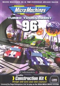 Обложка Micro Machines Turbo Tournament 96