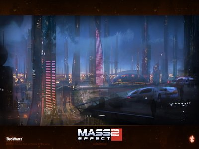 Mass Effect 2. Геймплей
