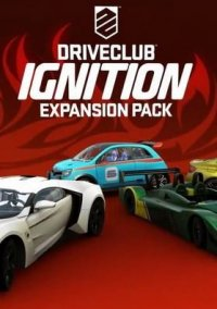 Обложка Driveclub: Ignition Expansion Pack