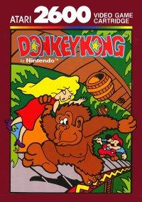 Обложка Donkey Kong