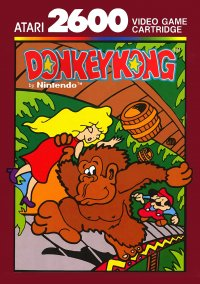 Donkey Kong – фото обложки игры