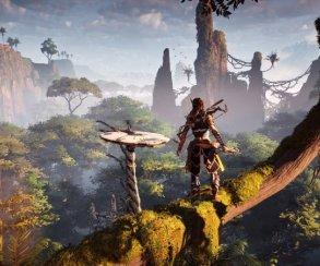 Sony анонсировала дополнение Horizon Zero Dawn The Frozen Wilds