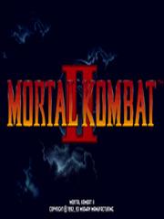 Обложка Mortal Kombat II