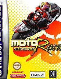 Обложка Moto Racer Advance