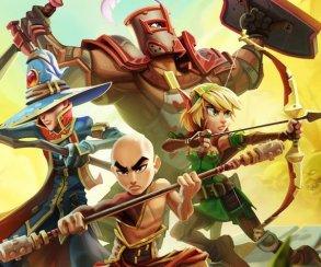 Платная PS4-альфа Dungeon Defenders 2 стартует на следующей неделе