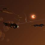 Скриншот Enemy Starfighter – Изображение 6