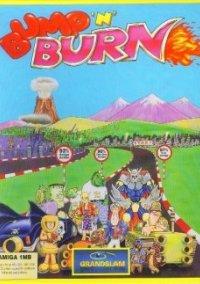 Bump 'n' Burn – фото обложки игры