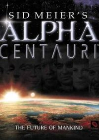 Обложка Sid Meier's Alpha Centauri