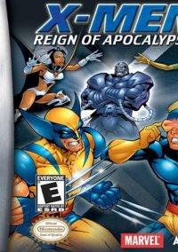 Обложка X-Men: Reign of Apocalypse