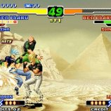 Скриншот The King of Fighters 2000