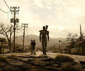 Twitch застрял в стене в Fallout 3