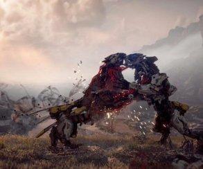 Бойцовкий клуб динозавров вHorizon: Zero Dawn объявляется открытым