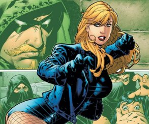 Рассказываем о новом персонаже Injustice 2 – о Черной Канарейке