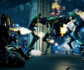 Warframe может выйти на Xbox One