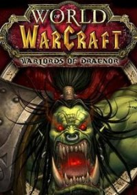 Обложка World of Warcraft: Warlords of Draenor