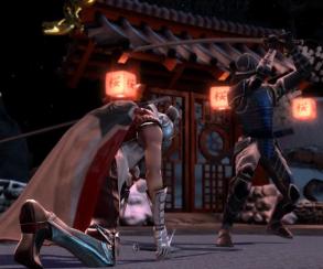 Фехтовальный файтинг Blade Symphony зазвенит на PC через месяц